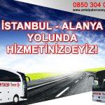 antalya toros seyahat, istanbul - alanya otobüs bileti