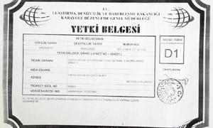 antalya toros seyahat yetki belgesi, belgelerimiz